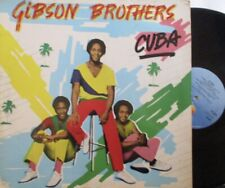 GIBSON BROTHERS - Cuba ~ VINYL LP