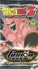 Dragon Ball Z CCG Complete your FOIL Unlimited Fusion Saga Set Choose your cards