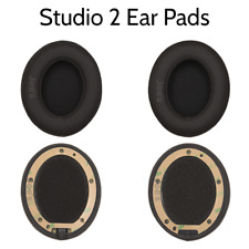 ORIGINAL Replacement Ear Pad Cushion for Beats By Dre Studio 2.0 Headphone BLACK