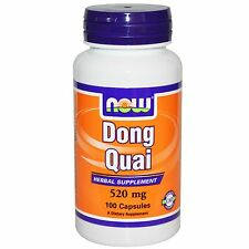 Now Foods, Dong Quai, 100 Capsules,