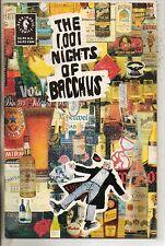 Dark Horse Comics 1001 Nights Of Bacchus VF+