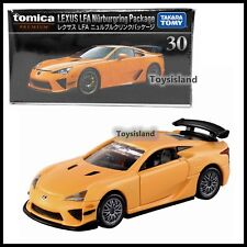 TOMICA PREMIUM 30 LEXUS LFA Nurburgring Package 1/62 TOMY DIECAST CAR NEW 2018