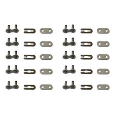 10 Sets 415 Chain Master Link For 49cc-80cc 2-Stroke Motorized Bicycle Bike