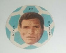 Collectible card of the Brazilian Grand Goalkeeper MANGA