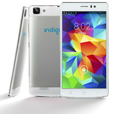 """V19 UltraSlim 3G SmartPhone Phablet 5.5"""" Touch LCD Android 4.4 Google Play Store"""
