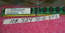 NETLIST 2GB 2RX8  PC2-6400R 128X8 18CHIPS DDR2-800MHZ 240PIN ECC REGISTERED VLP