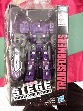 Takara Tomy Transformers Siege War for Cybertron Brunt!!!