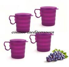 Tupperware grand ravier Bungee 1,9l violet neuf dm