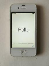 Apple iPhone 4s - 16GB - Weiß (Ohne Simlock ohne iCloudsperre) A1387 CDMA + GSM