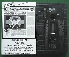 Glenn Miller & The Army Air Force Band 2on1 Anvil Chorus + Cassette Tape TESTED