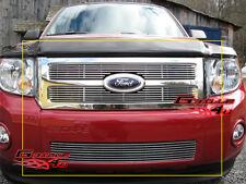 Fits Ford Escape Billet Grille Combo 2008-2012