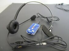 Nortel Mobile USB Headset Adapter NTEX14MBE6 Office Phone Answering