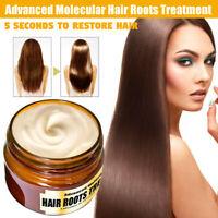 60ml Traitement Pour cheveux à la kératine Oil Racine Endommagé Réparation Crème
