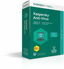 Kaspersky Antivirus 2017/2018 - 1 PC 1 anno - Licenza elettronica ESD