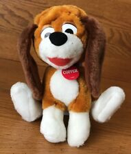 """Walt Disney Copper Plush From The Fox and the Hound 6"""" Video Release Toy"""