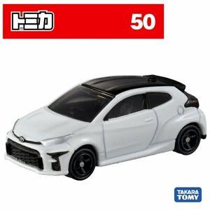 Takara Tomy Tomica No.50 Toyota GR Yaris 1/61  Mini Diecast Toy Car