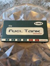 More details for t-rex fuel tank chameleon pedalboard power supply with 5 isolated 300ma , box g