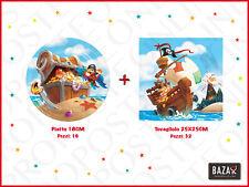 Pirate Fête Set Anniversaire D/'Enfant Cheval Lego Icarly