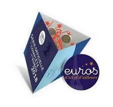 Set BU France/Série officielle et complète des euros 2018 - 25 000 exemplaires