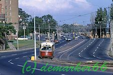 Original US Kodachrome Slide #684, Queensway at Glendale Ave 1968, Toronto