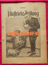 BERLINER ILLUSTRIRTE ZEITUNG 1923 Nr. 52: Varieté