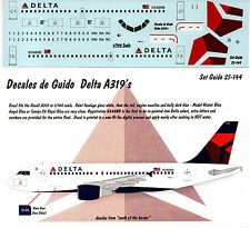 Airbus A319 DECAL
