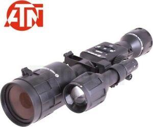 ATN X-sight 4K Pro Smart HD 5- 20x -DGWSXS5204KP Day and Night
