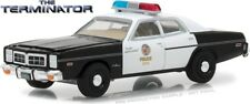 Greenlight 1/64 The Terminator 1977 Dodge Monaco Metropolitan Police Car 44790-C