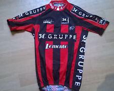 TEAM RADTRIKOT LAMONTA 3C LOOK BIO RACER PRO TOUR RACE GR.S CYCLING JERSEY NEU!