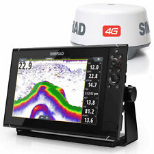 SIMRAD NSS12 evo3 Ecoscandaglio + radar Broadband 4G display HD 12 000-13795-001