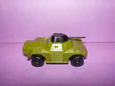 Vintage 1973 Matchbox Rolamatics No.73 Weasel Armored Vehicle