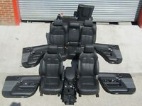 GENUINE RANGE ROVER SPORT L494 2014-18 7 SEATER COMPLETE LEATHER INTERIOR