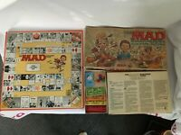 Mad Magazine Board Game 1979 Parker Brothers