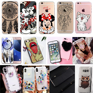Silicone Phone Case iPhone Samsung Perfect Gift LuxuryPhone Cover