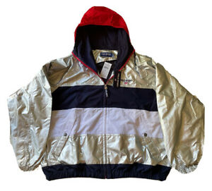 POLO SPORT RALPH LAUREN JACKET M $398 RETAIL LIMITED EDITION METALLIC OLYMPIC DS