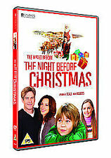 The Night Before The Night Before Christmas DVD Freepost very good condition *