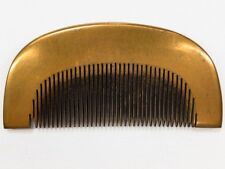 Antique Japanese Celluloid Comb Kushi-kanzashi Hair Ornament From Kyoto: Aug17D