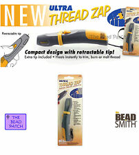 ULTRA THREAD ZAP -Burner Zapper-Beadsmith Beading,Embroidery, Includes Spare Tip