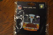 Minnesota Vikings VS Philadelphia Eagles October 7, 2018 Game Day Pin