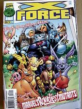 X-FORCE n°66 1997 ed. Marvel Comics   [SA11]