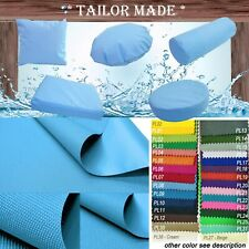 PL08-TAILOR MADE Sky Blue Outdoor Waterproof Sun Umberlla Patio sofa seat cover