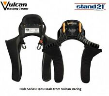 Stand 21 Club Series Hans 20 Degree FHR FIA Safety Device Size Large