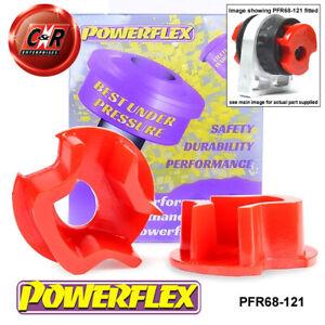 PFR68-121 Powerflex Fits Smart ForTwo 450 (1998 - 2007) Engine Mount Insert