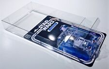 13 Box Protectors For Most STAR WARS 40TH ANNIVERSARY Figures Clear Cases