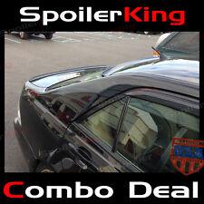 Lexus IS300 2000-2005 Altezza Roof Wing & Trunk Lip Spoiler COMBO Unpainted
