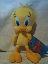 "Warner Bros Looney Tunes Tweety 6"" Plush Toy"