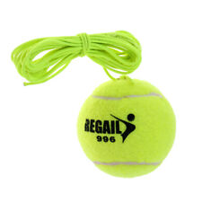 Elastic Tennis Ball Trainer Tennis Practice Equipment Ball Accessories With