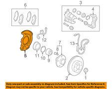 TOYOTA OEM Front Brake-Backing Plate 4778106110