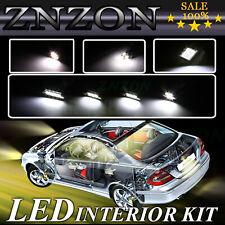 17pcs White LED Interior Package Lights Kit For 2004-2008 Acura TSX #4