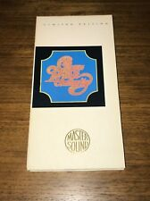 CHICAGO ~ TRANSIT AUTHORITY ~24-KARAT GOLD MASTERSOUND  LONG BOX PICTURE DISC CD